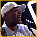 stage photo of Javier Colon